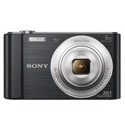 索尼 DSC-W810 數碼相機  黑色  2010萬像素 BDM包、16G卡、讀卡器、清潔套裝、氣吹、擦鏡紙