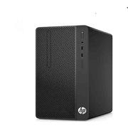 惠普 280 Pro G3 MT New Core i3-7100 台式电脑整机 I3 4G 1TB 集显 WIN7专业版 28英寸宽屏
