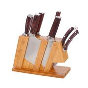 博友 C07-001 極字7件套刀具套裝 350*145*235(mm) 金屬色