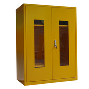 眾御 ZYEP01 緊急器材柜 1200*900*500mm 黃色