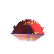 國產  沙箱 紅色 21*27*15.5CM