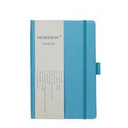 名爵 MJ-9002 MOREJOY 金典系列商务套装记事本 135*210mm   藏青绿色