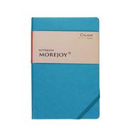 名爵 MJ-9006 MOREJOY 创意系列斜绑带三合一简装记事本 135*210mm 藏青色