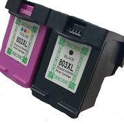 小蕃茄 803XL 大容量墨盒 480頁 黑色  (適用惠普Deskjet 1111/1112/2131/2132/2621/2622/AMP120/125彩色噴墨打印機)