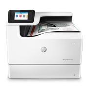 惠普 PageWide Pro 750dn 彩色页宽打印机 A3