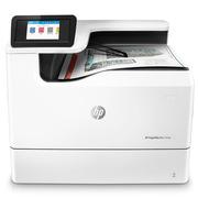 惠普 PageWide Pro 750dw 彩色頁寬打印機 A3