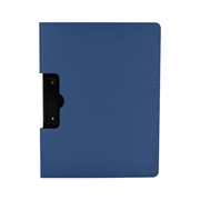 史泰博 CY8361 拉丝发泡文件夹(横式) 31*23.5cm 藏蓝色 12个/包,120个/箱