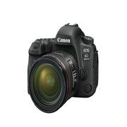 佳能 EOS 6D Mark II 单发相机 24-70mm f/4L+SD64G+包+uv