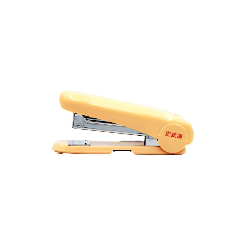 史泰博 STA1005 通用型订书机 24/6&26/6 黄色
