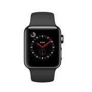 苹果牌 MQKV2CH/A 苹果手表 GPS款 运动型 黑色