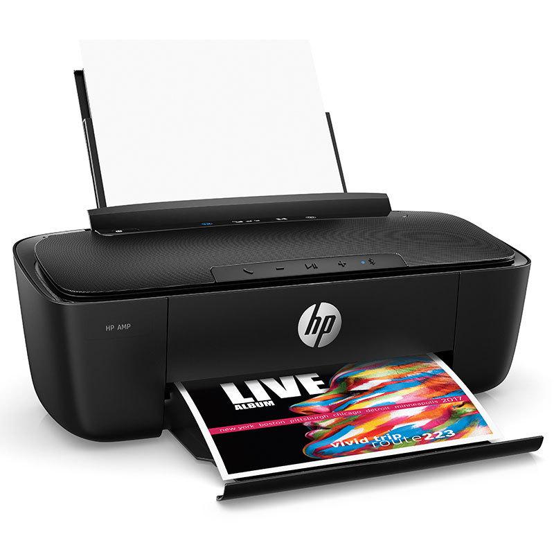 惠普 AMP 120 彩色噴墨打印機 A4