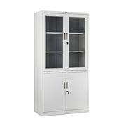 集大 JD17-BK10-K7 800型拆卸式文件柜 H1840*W800*D400 灰白色