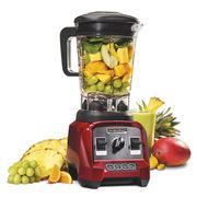 漢美馳 58912-CN 多功能高速破壁料理機 (紅) 主杯容量:1500ml以上