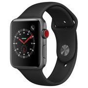 蘋果 3代 手表 42mm 黑色