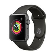 苹果 3代 GPS 手表 42mm 灰色