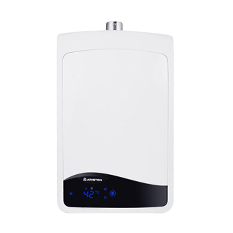 阿里斯顿 JSQ22-WI8  12T 燃气热水器 11升天然气 白色  超静音恒温内置CO报警