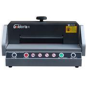 金典 GD-QZ330 切纸机 低噪音 浅灰色 纸箱包装 具有修边、切割功能