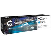 惠普 M0J92AA(993X) 大容量页宽打印机耗材 16000页 青色  适用HP PageWide Pro MFP 777z/777hc/772zt/772dw/772dn/750dw/750dn