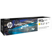 惠普 M0K00AA(993X) 大容量页宽打印机耗材 16000页 黄色  适用HP PageWide Pro MFP 777z/777hc/772zt/772dw/772dn/750dw/750dn