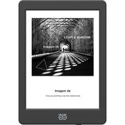 国文 OBOOK86I 当当新锐版电子书电纸书墨水屏阅读器 6英寸 黑色