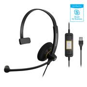 森海塞尔 SC30 USB 电脑耳机 (单耳)