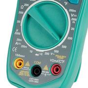 宝工 MT-1233C-C 3 1/2数位电表 带温度测试