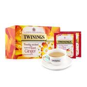 川宁  鲜味干姜茶 2g/包,20包/盒,4盒/箱