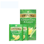 川宁  柠檬绿茶 2g/包,25包/盒,12盒/箱