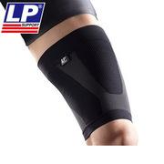 LP 271Z_S 激能壓縮護腿套(大腿)  黑色