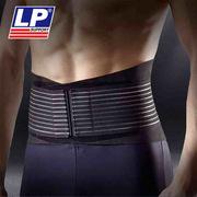 LP 919KM_L 多孔运动用可调式支撑护腰  黑色
