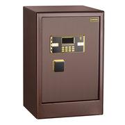 雷業  電子密碼保管箱/柜BGX-5/D1-63 高700寬430深380mm 棕色