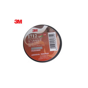 3M 1712 普通型 PVC绝缘胶带 18mm*20m*0.18mm