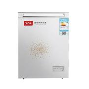 TCL BD/BC-100AEB 家用冷柜 100升 白色