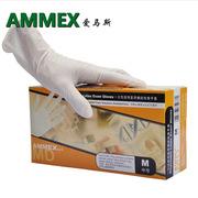 愛馬斯 TLFCMD46100 一次性使用醫用橡膠檢測手套(無粉)L