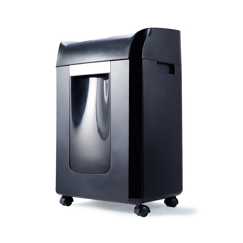 史泰博 Jamfree Classic Plus S1823 碎纸机 60mins 367x283x570 黑色  持续工作时间1个小时