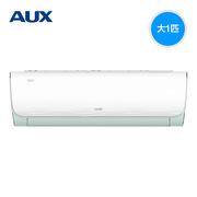 奧克斯 KFR-26GW/BpQYQ1+1 大1匹冷暖家用空調掛機變頻1級