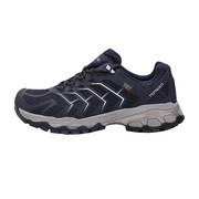 探路者 KFAG81023-C03G 男式TIEF防水徒步鞋 45 藏藍色