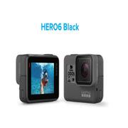 GOPRO HERO6 運動攝像機 雙充+原裝電池+三星128G內存卡 黑色  鋼化膜+相機掛繩+三腳架