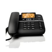 集怡嘉 DA760A 录音电话机  黑色