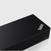 ThinkPad 40A40090CN 擴展塢  黑色  USB Type-C*1,USB3.0*3 USB 2.0*2 DP*2 VGA