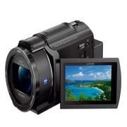 索尼 AX45 攝像機 含 包 64GSD 讀卡器 VPR1遙控腳架 電池