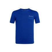 探路者 KAJG81317-CA3C 男式短袖T恤 M 蓝色
