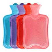 国产  热水袋小号 350ml 215*125mm   颜色随机