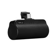 爱沃可 DBL5000C 口袋宝移动电源 5000毫安 黑色  typec接口