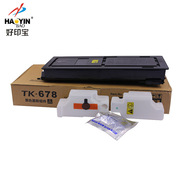 好印寶 HYB-KY-TK678 成品粉盒 24000頁 黑色  適用于COPIER KM-2540/2560/3040/3060/300i