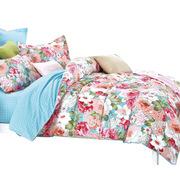 芳恩 FN-Z550 時尚全棉四件套 床單245x250cm被套200x230cm枕套48x74c  套