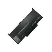 戴爾 J60J5 筆記本電腦E7270 4芯電池  黑色