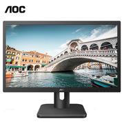 AOC 22E1H 液晶顯示 21.5英寸器 VGA+HDMI接口 黑色