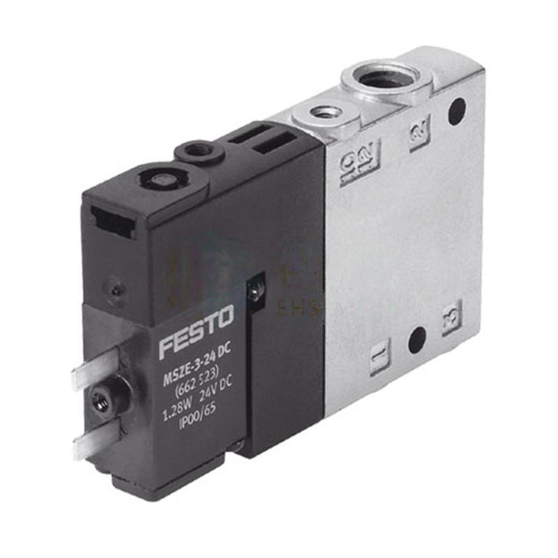 費斯托 196918 兩位三通單電控電磁閥 CPE10-M1BH-3OLS-M7