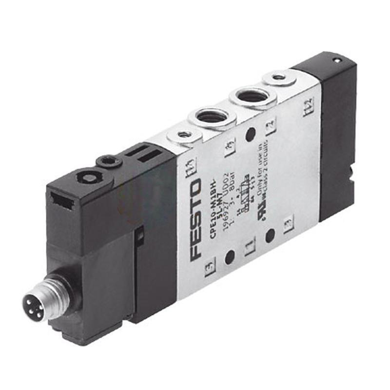 費斯托 550223 兩位五通單電控閥 CPE10-M1CH-5L-M7
